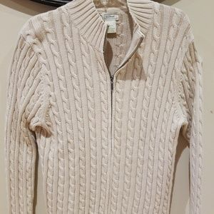 L.L.bean sweater